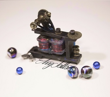 Shuba-K Custom Tattoo Machines